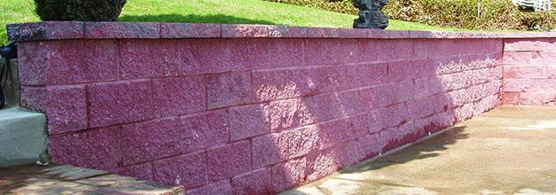 Retaining Walls Mason Contractor Sussex Morris County NJ
